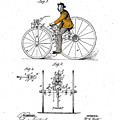Velocipede 1882 by Ray Walsh