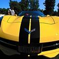 Velocity Yellow by John Schneider