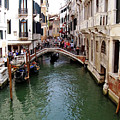 Venetian Bridge by Debbie Oppermann