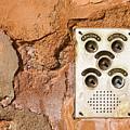 Venetian Door Bell by Heiko Koehrer-Wagner