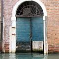 Venetian Door by Italian Art