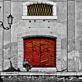Venetian Lunch Break by Wolfgang Stocker