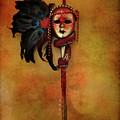 Venetian Mask by Eena Bo