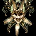Venetian Mask by Fabrizio Troiani