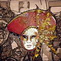 Venetian Mask by Jack Torcello