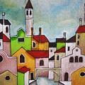Venezia Scorcio by Luca Corona