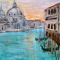 Venice 1 by ML Walls