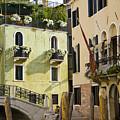 Venice 4 by Caylena Cahill