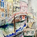 Venice-7-15 by Vladimir Kezerashvili