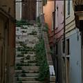 Venice Alleyway by J Bloomrosen