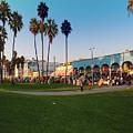 Venice Beach by Kelly Holm
