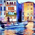 Venice Beautiful 16 by Yury Malkov