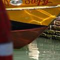 Venice Boat Closeup by Jeff White