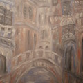 Venice Bridge by Carrie Mayotte
