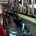 Venice Canal by Albert Leon