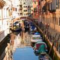 Venice Canal  by Charmaine Anderson