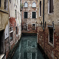Venice - Canal Dreams  by Philip Openshaw