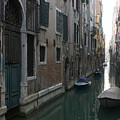 Venice Canal  by Toula Mavridou-Messer