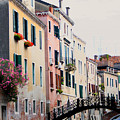 Venice Canal View by Christopher Scirto