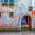 Venice Canareggio Palace by Jean-luc Bohin