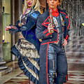 Venice Carnival Characters_dsc1364_02282017  by Greg Kluempers