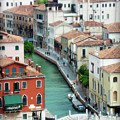 Venice City Of Canals by Julie Palencia