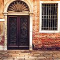 Venice Door by Andrew Soundarajan