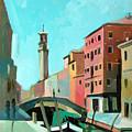 Venice by Filip Mihail