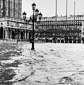 Venice: Flood, 1966 by Granger