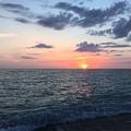 Venice Florida Sunset by Julia Breheny