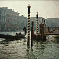 Venice Gondola by Marna Edwards Flavell