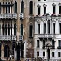 Venice Gondolier 2 by Andrew Fare