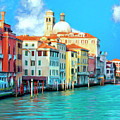 Venice Grand Canal by Dominic Piperata