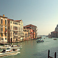 Venice Grand Canal by Iain MacVinish