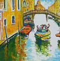 Venice by Guanyu Shi