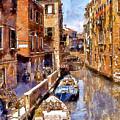 Venice I by Gareth Davies