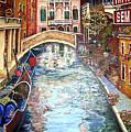 Venice IIi by Arleen Barton