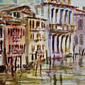 Venice Impression II by Xueling Zou