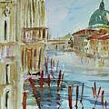 Venice Impression IIi by Xueling Zou