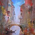 Venice Impression by Ylli Haruni