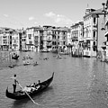 Venice In Black And White by Victor Carvalho