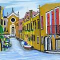 Venice In September by Rod Jellison