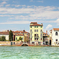 Venice In Summer  by Elena Seychelles
