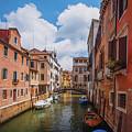 Venice, Italy by Anastacia Petropavlovskaja