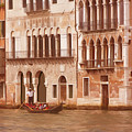 Venice Italy by George Robinson