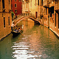 Venice ,italy. by Philip Enticknap