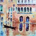 Venice by Jan Calderwood