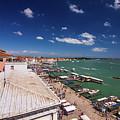 Venice Lagoon Panorama - Bird View by Anastacia Petropavlovskaja