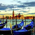 Venice Landmark by Maria Coulson