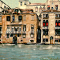 Venice by Linda Scharck